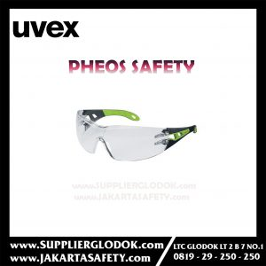 Pheos Safety Spectacle Scratach-Resistant