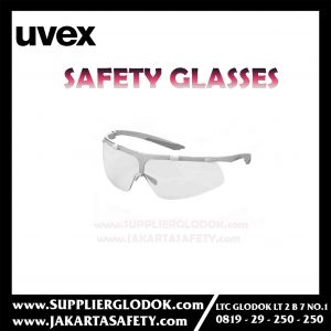 UVEX Safety Glasses Super Fit