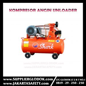Shark 1/4 HP LZU-5114 Kompresor Angin Unloader