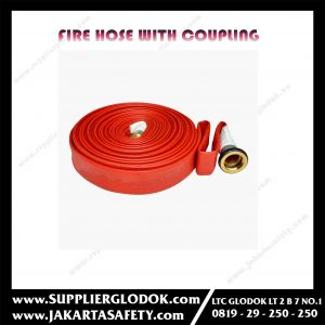 Fire Hose Rubber with Coupling