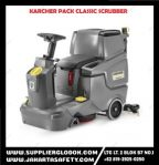Karcher BD 50/70 R Pack Classic Scrubber Drier with disc brush BD50/70