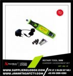 ROTARY TOOL 3MM CHARGER + ACCECORIES SET