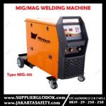 MIG/MAG WELDING MACHINE Product Feature Type MIG-315