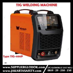 TIG WELDING MACHINE Product Feature Type TIG-400P