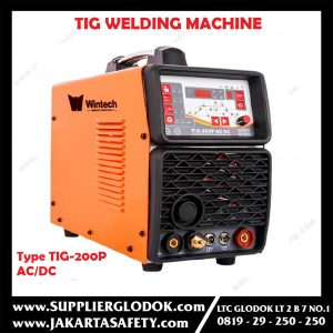 TIG WELDING MACHINE Product Feature Type TIG-200P AC/DC