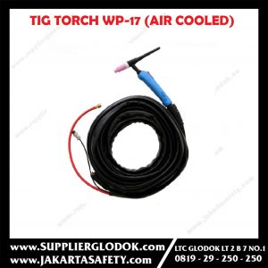 TIG TORCH WP-17 (AIR COOLED)