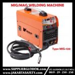 MIG/MAG WELDING MACHINE Product Feature Type MIG-120
