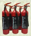 Chemguard Fire Extinguisher CO2 2.3 Kg