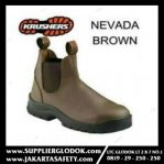 Safety Shoes Krusher Nevada Brown