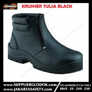 Safety Shoes Krusher Tulsa Black Ori