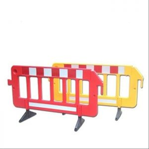 PORTABLE PLASTIC FENCE BARRIER