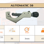 Tube Cutter Automatic 50