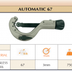 Tube Cutter Automatic 67