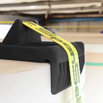 Edge Protection for Paper Reel Transport