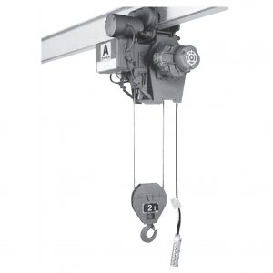 Electric Wire Rope Hoist Hitachi A Series