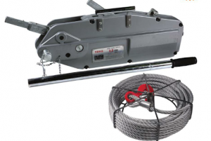 Wire Rope Pulling Hoist Toyo